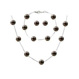 Set Argint Tin Cup Negru 1 - Cadouri si Perle