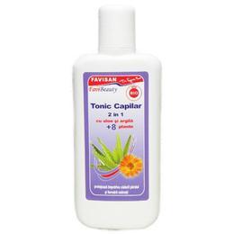 Tonic Capilar 2 in 1 Favibeauty Favisan, 125ml