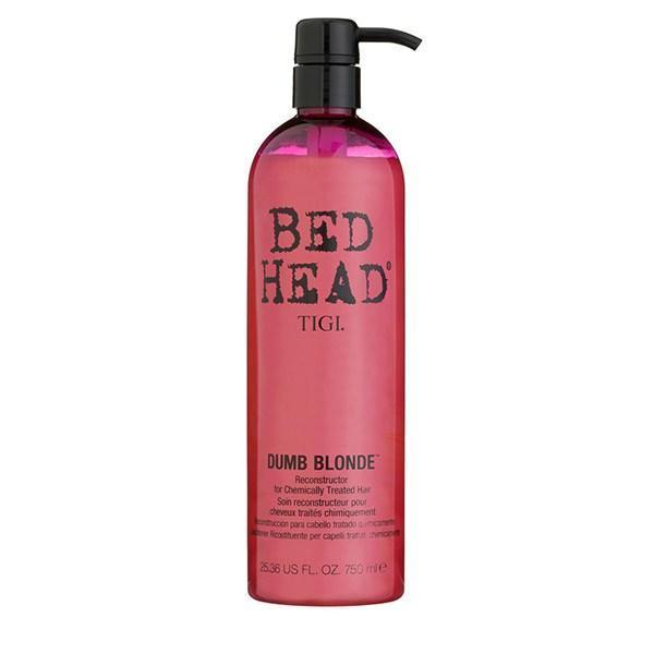 Balsam de par restructurant - TIGI Bed Head Dumb Blonde 750 ml imagine produs