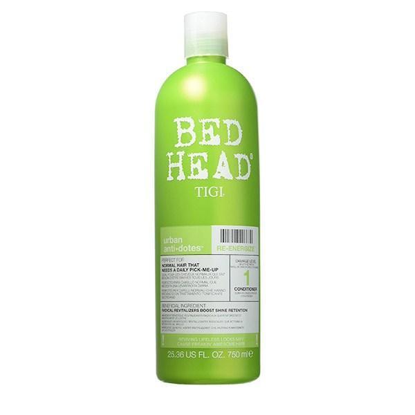 Balsam pentru par hidratant - TIGI Bed Head Urban Antidotes Re-Energize 750 ml imagine produs