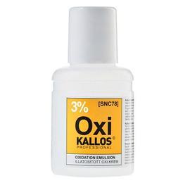 Emulsie Oxidanta 3% - Kallos Oxi Oxidation Emulsion 3% 60ml