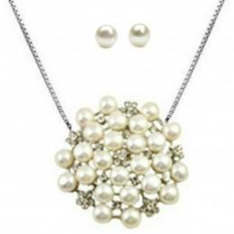 Set Imperial Alb - Cadouri si Perle