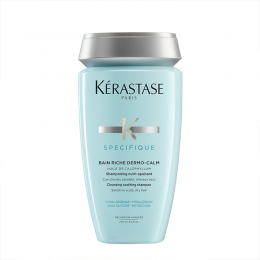 Sampon Calmant Par Uscat - Kerastase Specifique Bain Riche Dermo-Calm Shampoo 250ml