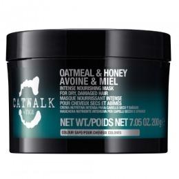 Masca Nutritiva - TIGI Catwalk Oatmeal and Honey Intense Nourishing Mask 200g