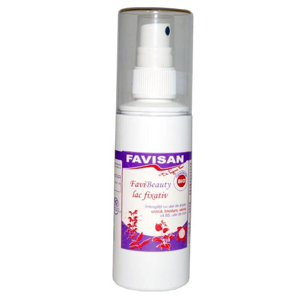 Lac Fixativ Favibeauty Favisan, 100ml imagine produs