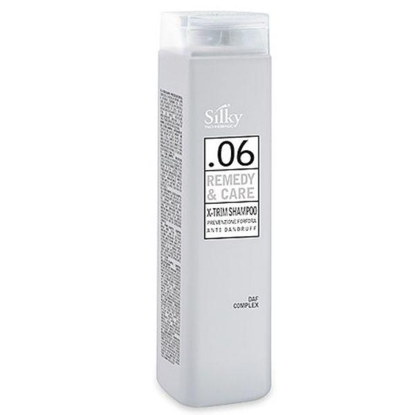 Sampon Antimatreata - Silky Remedy & Care X-Trim Shampoo Anti Dandruff 250ml imagine