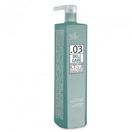 Balsam Hidratant pentru Par Uscat si Deteriorat - Silky Deli Care Hydro Herb Balm 1000ml