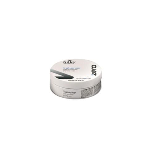 Ceara de Par pentru Stralucire - Silky Zero Hi Gloss Wax Shining Wax 100ml imagine produs