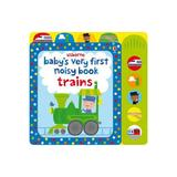 Baby's Very First Noist Book Train, editura Usborne Publishing
