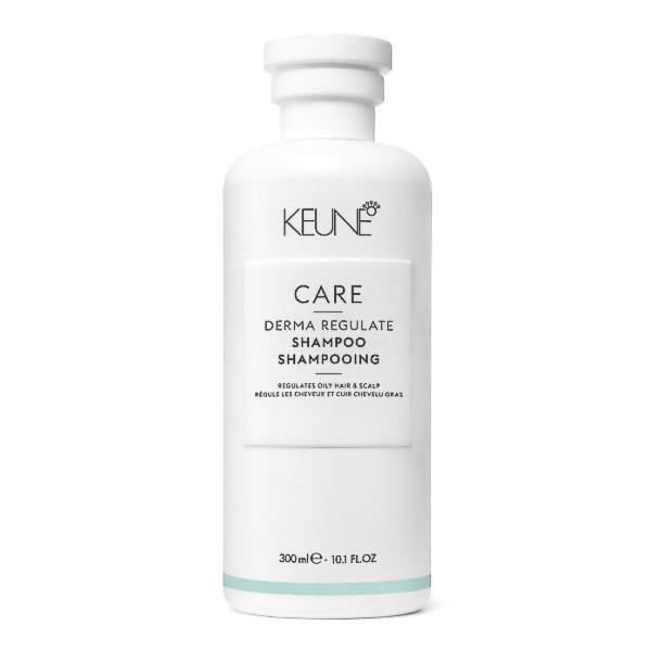 Sampon pentru Par si Scalp Gras - Keune Care Derma Regulate Shampoo 300ml