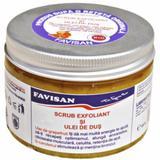 Scrub Exfoliant si Ulei de Dus Favibeauty Favisan, 150ml