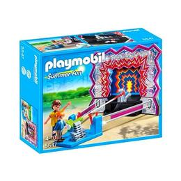 Playmobil Summer Fun- Tir cu pusca din parcul de distractie