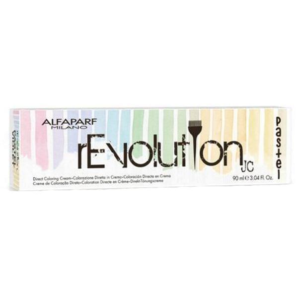 Crema Colorare Directa Roz Pastel - Alfaparf Milano Jean's Color rEvolution Direct Coloring Cream PASTEL PINK 90 ml imagine produs